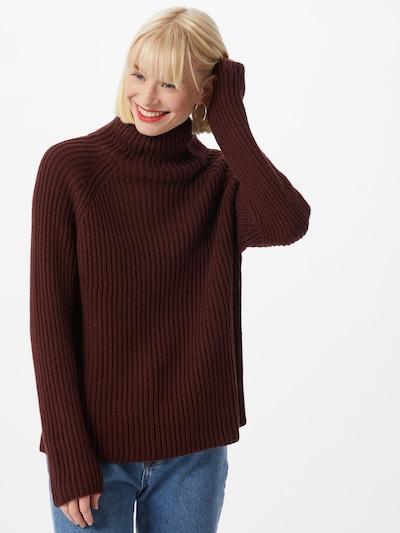 DRYKORN Sweter 'Arwen' w kolorze czerwonym: Widok z przodu