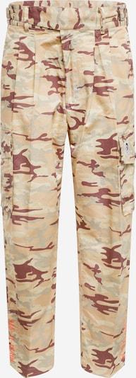 Pantaloni cu buzunare 'P-Coole' DIESEL pe bej / maro, Vizualizare produs
