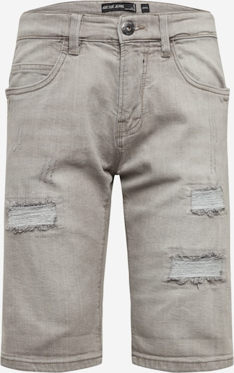 INDICODE JEANS Jeans 'Kaden Holes' in hellgrau, Produktansicht