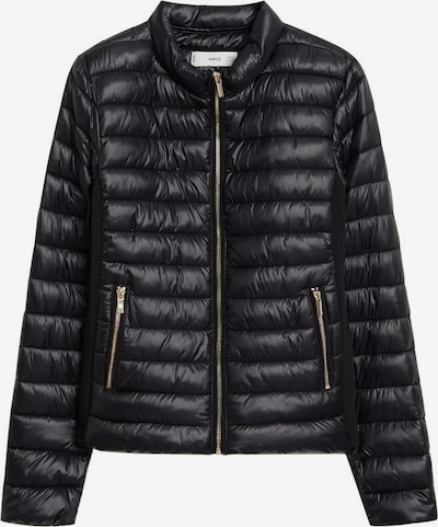 MANGO Prechodná bunda 'Blandi' - čierna, Produkt