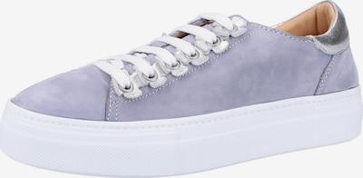 Darkwood Sneaker in pastelllila / silber, Produktansicht