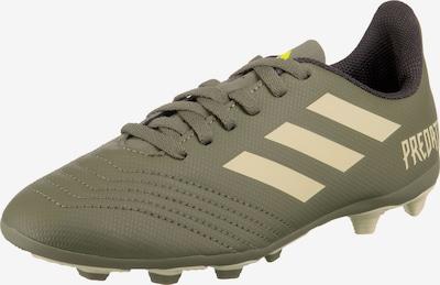 ADIDAS PERFORMANCE Fußballschuh 'Predator 19.4' in beige / oliv, Produktansicht