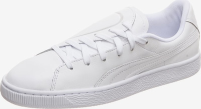 PUMA Sneaker 'Basket Crush Emboss' in weiß, Produktansicht