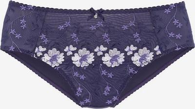 NUANCE Kalhotky - šeříková / tmavě fialová / bílá, Produkt