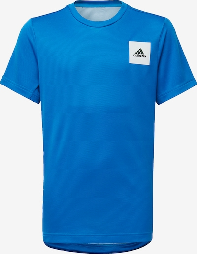 ADIDAS PERFORMANCE Shirt in blau, Produktansicht
