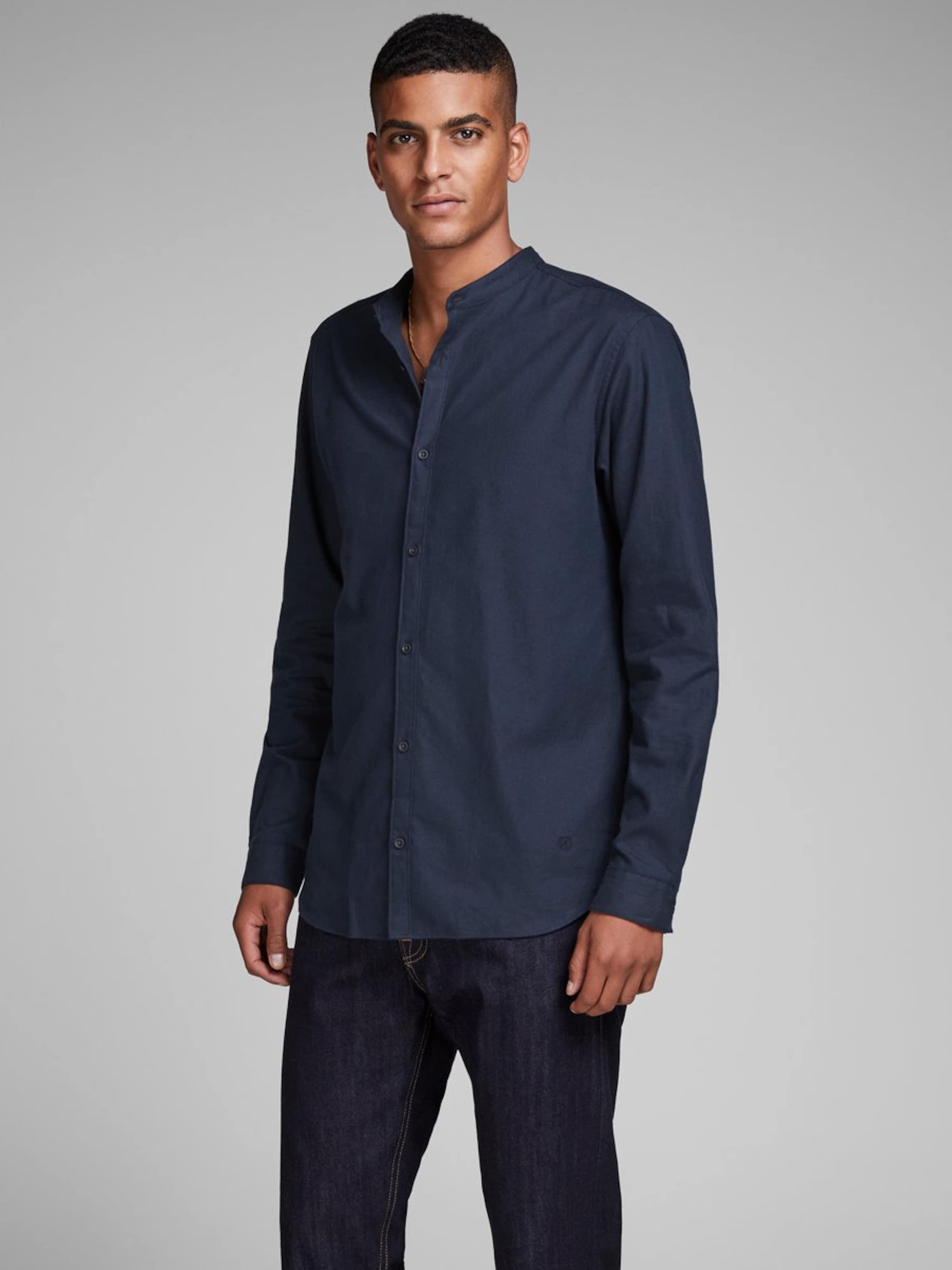 Overhemd Jones In Overhemd In Jackamp; Jackamp; Navy Jones eI2WY9EHD