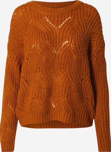 ONLY Trui 'HAVANA' in de kleur Sinaasappel, Productweergave