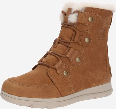 Sniego batai 'Explorer Joan' iš SOREL , spalva - karamelės, Prekių apžvalga