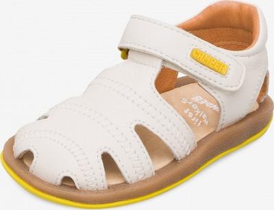 CAMPER Sandalen 'Bicho' in creme, Produktansicht