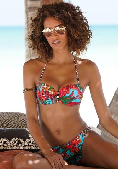 Bikinis iš BRUNO BANANI , spalva - mišrios spalvos, Modelio vaizdas