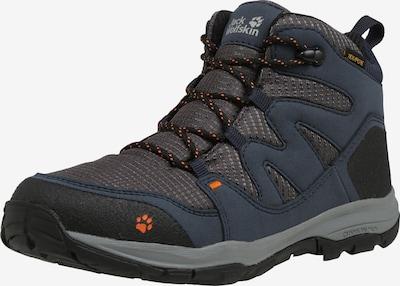 JACK WOLFSKIN Outdoorschuhe 'Mtn Attack 3' in nachtblau / basaltgrau / schwarz, Produktansicht