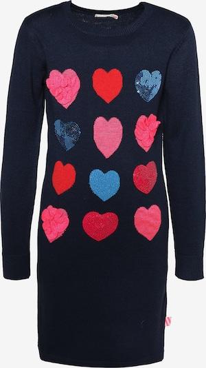 Billieblush Kleid in kobaltblau / royalblau / pink / rot, Produktansicht