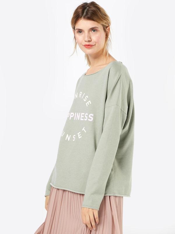 Juvia Sweater 'Sunrise Happiness'