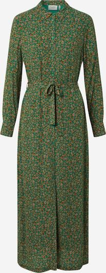 Another Label Košulja haljina 'Adeleide' u zlatno žuta / zelena / svijetloroza / karmin crvena, Pregled proizvoda