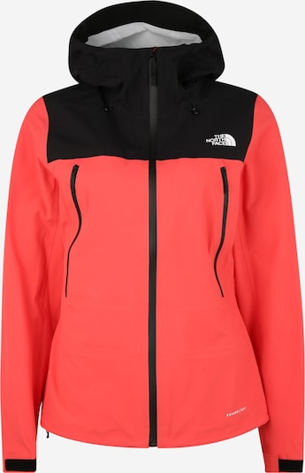 THE NORTH FACE Winterjacke 'W TENTE FUTURELIGHT JACKET ' in rot / schwarz, Produktansicht