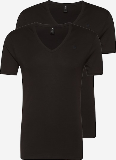 G-Star RAW T-Shirt in schwarz, Produktansicht