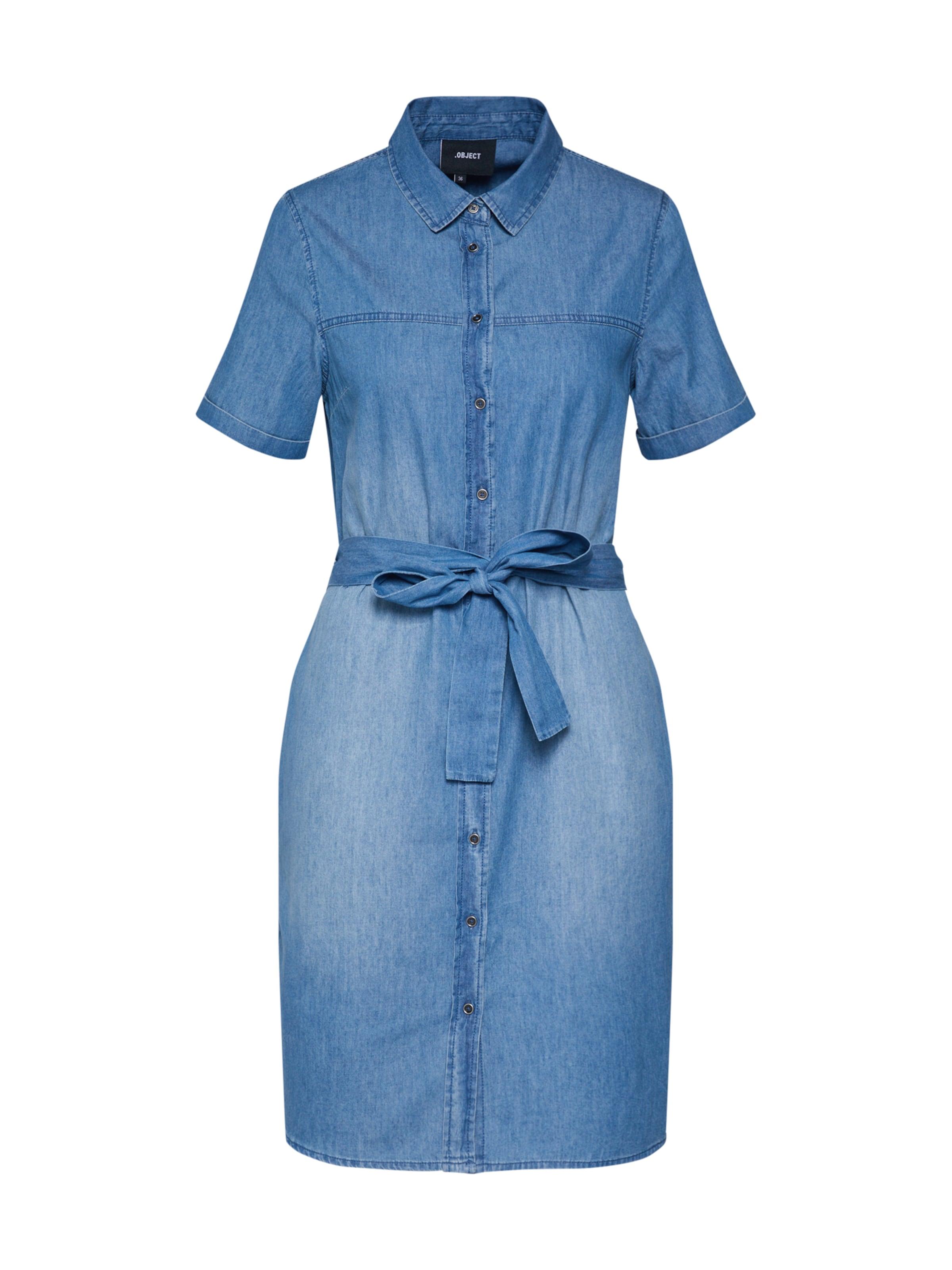 Object 'camilla' Denim Blue Kleid In f7vY6bgy