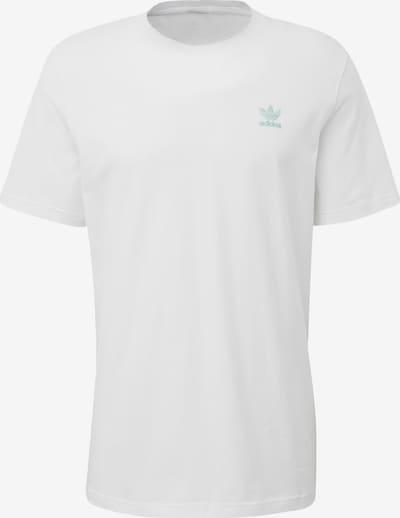 ADIDAS ORIGINALS T-Shirt en blanc, Vue avec produit