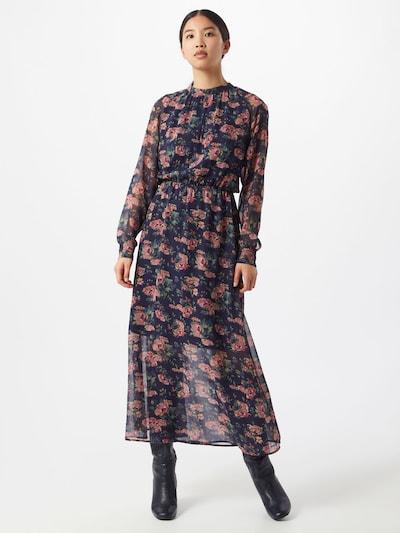 Pepe Jeans Kleid 'Mariana' in rosa / schwarz, Modelansicht