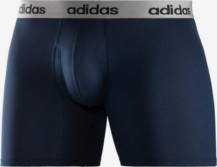 ADIDAS PERFORMANCE Boxershorts in blau TkI18OME