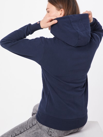 Bluză de molton 'Torices' ELLESSE pe navy: Privire spate