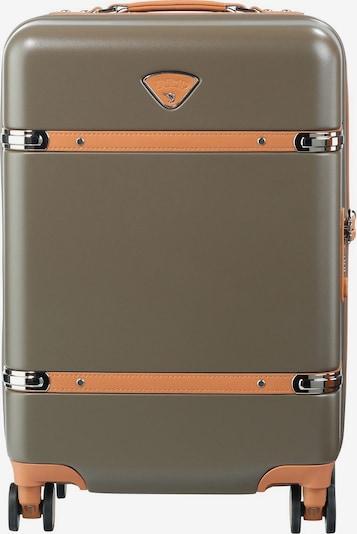 Jump Kabinentrolley 'Riviera' in oliv / apricot, Produktansicht
