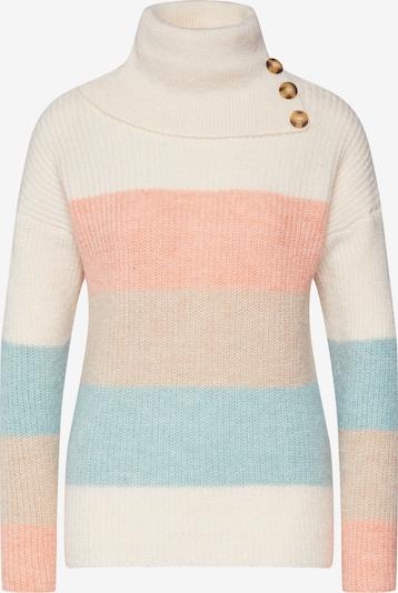 ONLY Pullover in hellblau / puder / hellpink / weiß, Produktansicht