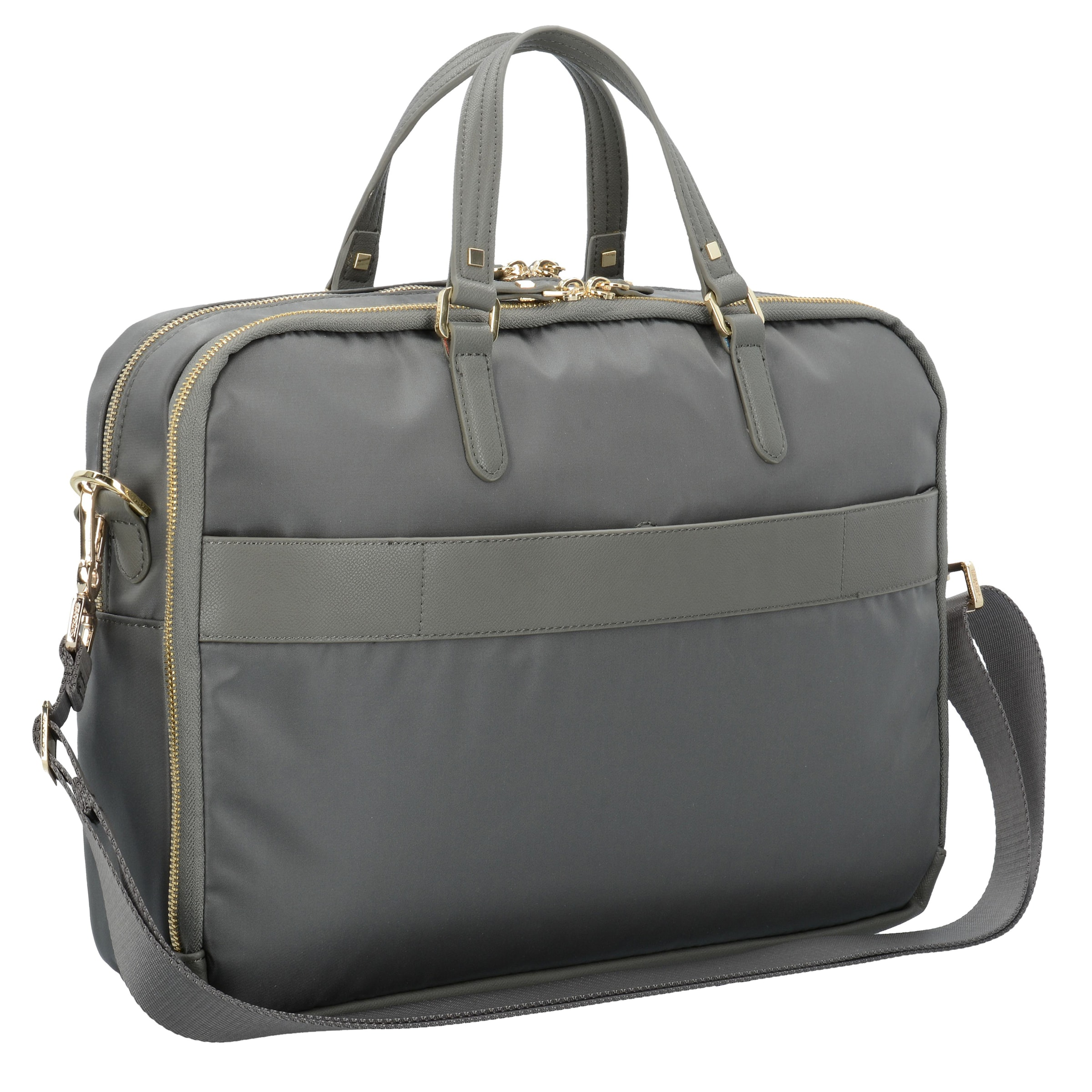 Samsonite Businesstasche Karissa Cm In 35 Laptopfach Biz Grau n0Nvm8w
