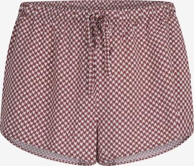 LingaDore Shorts 'SAN' in rot, Produktansicht