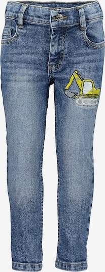 BLUE SEVEN Jeans in blue denim / mischfarben, Produktansicht