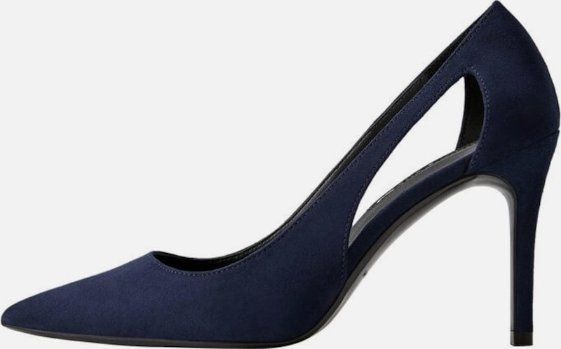 MANGO Pumps  'every' in navy, Produktansicht