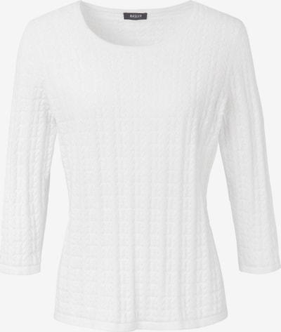 Basler Pullover in weiß, Produktansicht