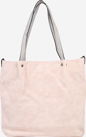 Emily & Noah Shopper 'Surprise' in hellgrau / rosa, Produktansicht