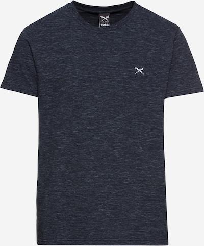 Iriedaily T-Shirt 'Chamisso Tee' in dunkelblau, Produktansicht
