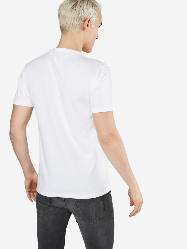 SELECTED HOMME T-Shirt 'Ask Joe'