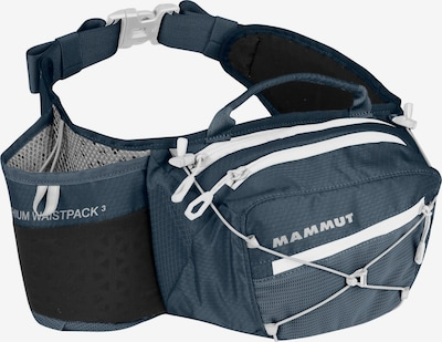 MAMMUT Sports Bag 'Lithium 3L' in Dusty blue / White, Item view