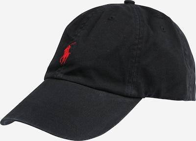POLO RALPH LAUREN Lippalakki värissä punainen / musta, Tuotenäkymä