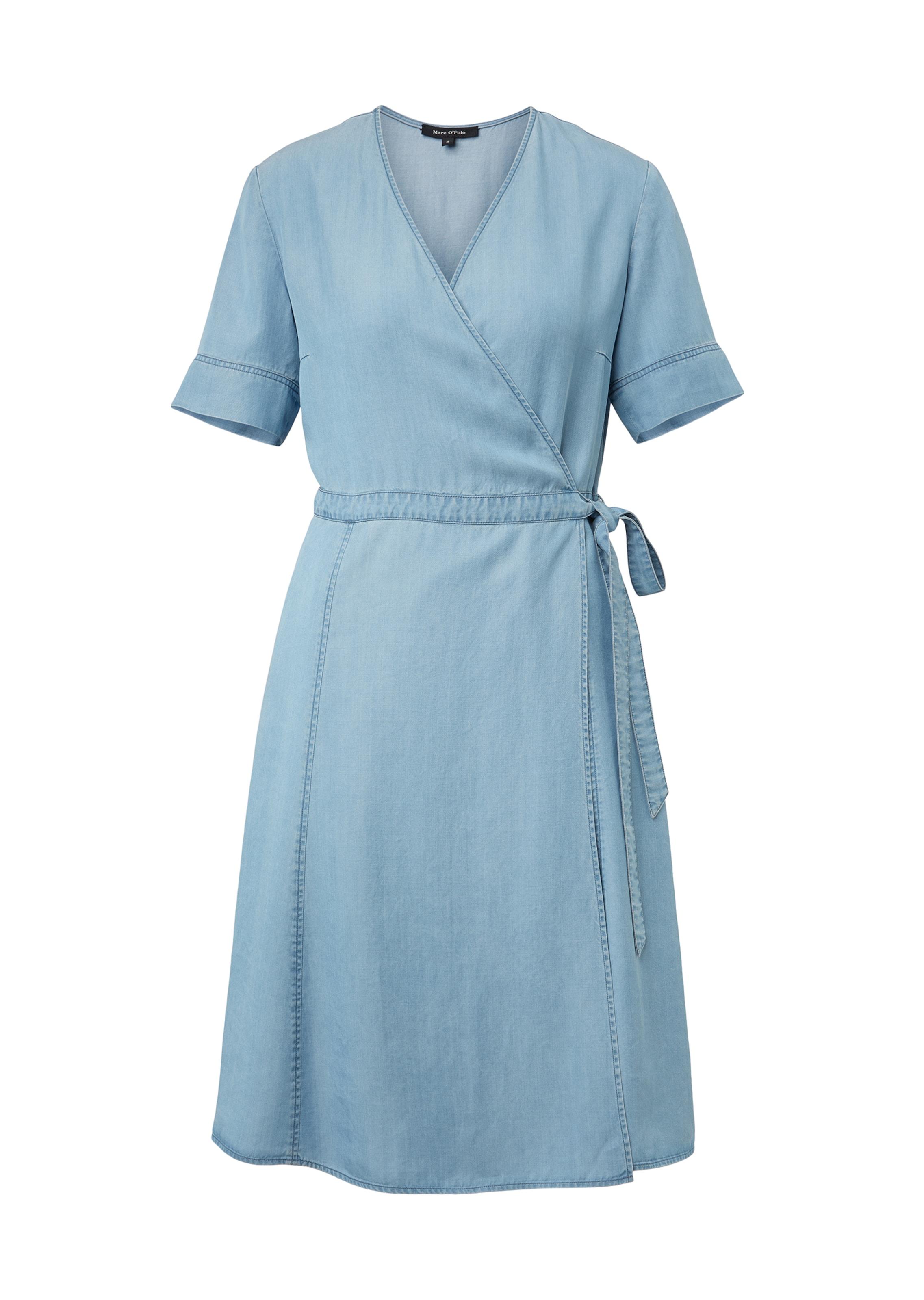 Denim In Blue Kleid O'polo Marc sCtQrhd