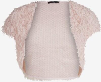 Vera Mont Bolero-Jacke kurzarm in beige, Produktansicht
