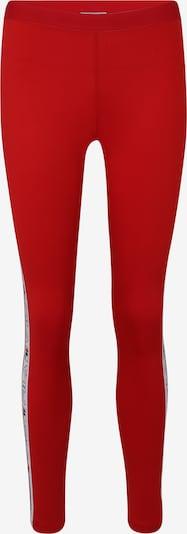 FILA Leggings 'Lilli' in rot / weiß, Produktansicht