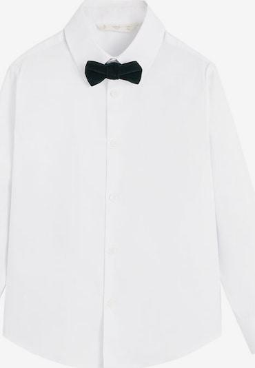 MANGO KIDS Koszula 'Pajarita' w kolorze białym, Podgląd produktu