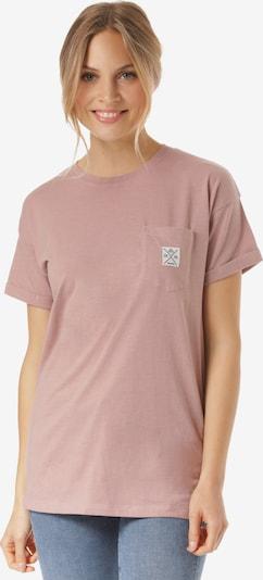 Lakeville Mountain T-Shirt 'Todra' in lila / rosa, Produktansicht