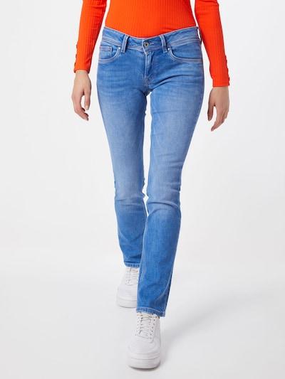 Pepe Jeans Džíny 'Saturn' - modrá džínovina, Model/ka