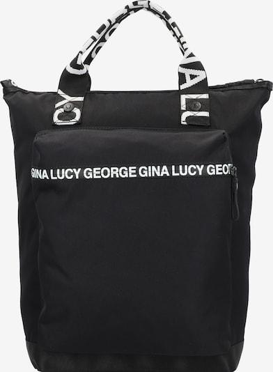 George Gina & Lucy The Monokissed Rucksack 40 cm Laptopfach in schwarz, Produktansicht