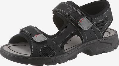 RIEKER Sandále - čierna, Produkt