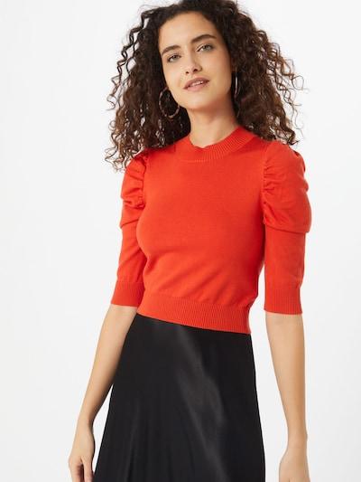 GLAMOROUS Pullover in dunkelorange, Modelansicht
