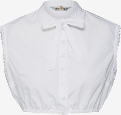 ALMSACH Bluza | bela barva, Prikaz izdelka