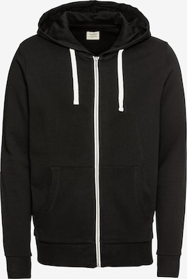 Sweat-shirt 'JJEHOLMEN' - JACK & JONES en noir