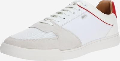 BOSS Trampki niskie 'Cosmopool_Tenn_mx1' w kolorze biały / offwhitem, Podgląd produktu