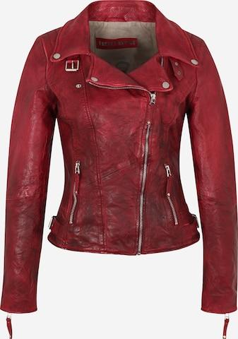 FREAKY NATIONPrijelazna jakna 'New Love' - crvena boja